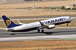 "Boeing 737-8AS Ryanair EI-EFA ""City of Nyköping"".jpg"