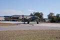 Boeing B-17G-85-DL Flying Fortress Nine-O-Nine Landing Taxi 12 CFatKAM 09Feb2011 (14983567452).jpg