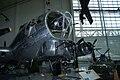 Boeing B-17G-95-DL Flying Fortress RNose LEngines EASM 4Feb2010 (14404410850).jpg