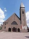 boekel rijksmonument 518257 rk kerk voorgevel