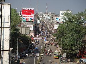Bogra - Bogra Sathmatha (Heart of Bogra)
