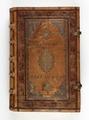 Bok om teologi av kalvskinn, från 1571 - Skoklosters slott - 93198.tif