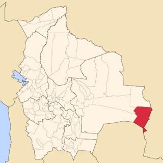 Germán Busch Province