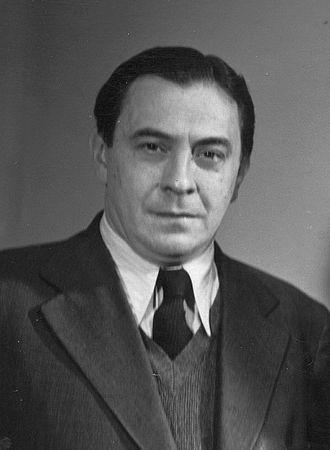 Géza von Bolváry - Bolváry in 1938