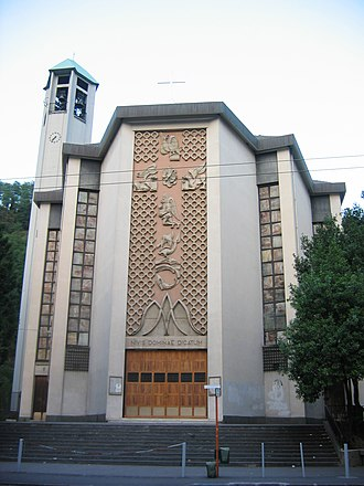Bolzaneto - Church of N.S. della Neve.