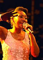 Boney M. feat. Liz Mitchell - Jessy – Appen musiziert 2014 02.jpg