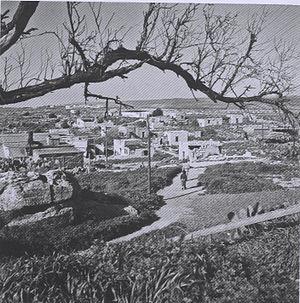 HaBonim, Israel - Moshav HaBonim, 1950