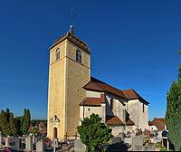 Bonnay, l'église Saint Lazare.jpg