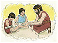 Book of Deuteronomy Chapter 12-2 (Bible Illustrations by Sweet Media).jpg
