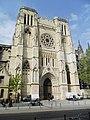 Bordeaux (33) Cathédrale Saint-André Transept sud Façade 01.jpg