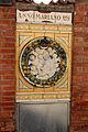 Borgo san lorenzo, lapide anno mariano 1957 (officine chini).JPG