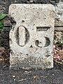 Borne Numéro 03 près 32 rue Commandant Jean Duhail Fontenay Bois 2.jpg