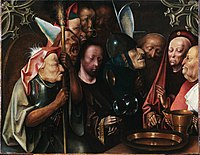 Bosch follower Christ Before Pilate (Princeton).jpg