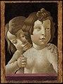 Botticelli - The Christ Child and the Infant John the Baptist, c. 1490.jpg