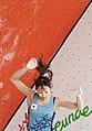 Boulder Worldcup Vienna 29-05-2010a semifinals065 Akiyo Noguchi.jpg
