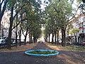 Boulevard Kotliarevskoho, Poltava (30.10.18).jpg