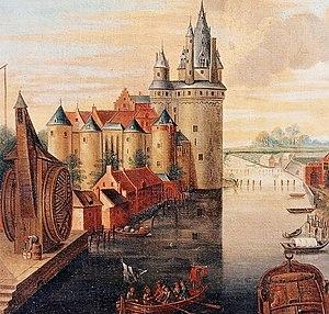 Bourgondisch kasteel