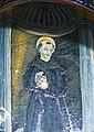 Bowl with Saint Nicholas of Tolentino Maiolica Gubbio 1524 CE (1217138898).jpg