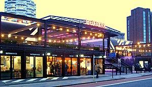 Warehouse Theatre - Boxpark, Croydon in November 2017