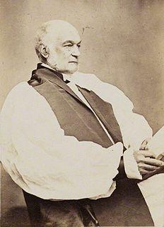 George Moberly English divine