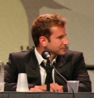 Bradley Cooper - Cooper in 2007 at a promotional event for The Midnight Meat Train