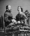 Brady, Mathew B. - General James B. und Mrs. Ricketts (Zeno Fotografie).jpg