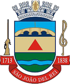 São João del Rei - Image: Brasao sao joao del rei