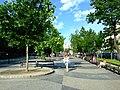 Bratislava, Staré Mesto, Hviezdoslavovo námestie, pěší zóna.jpg