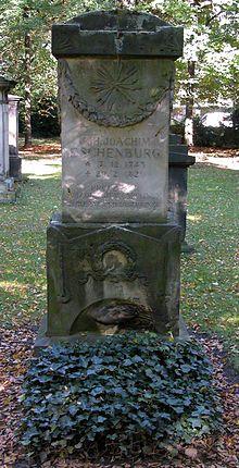 Eschenburgs Grab auf dem Magni-Friedhof (Quelle: Wikimedia)
