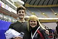 Brendan Kerry and Tammy Gambill at the 2016 Four Continents Championships.jpg