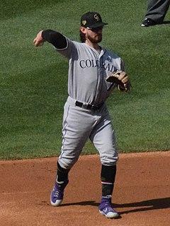 Brendan Rodgers (baseball) American baseball player