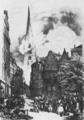 Brennende Petrikirche 1842.png