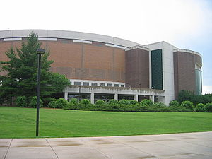 Breslin Student Events Center -  2008