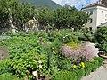Bressanone, giardino di corte 07.JPG