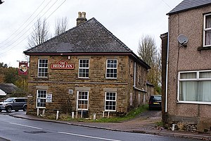 Cinderford - Image: Bridge Inn, Cinderford, Forest of Dean geograph.org.uk 1041689