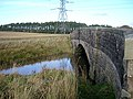 Bridge Over Pond - geograph.org.uk - 284360.jpg