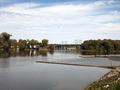 Bridge across the Mississippi River, Davenport, Iowa LCCN2010630381.tif
