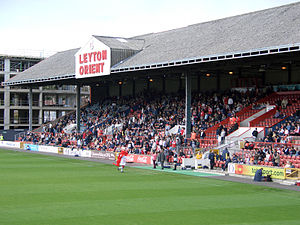 Brisbane Road - East Stand