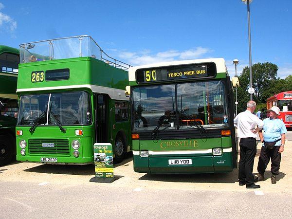 Crosville Motor Services Weston Super Mare