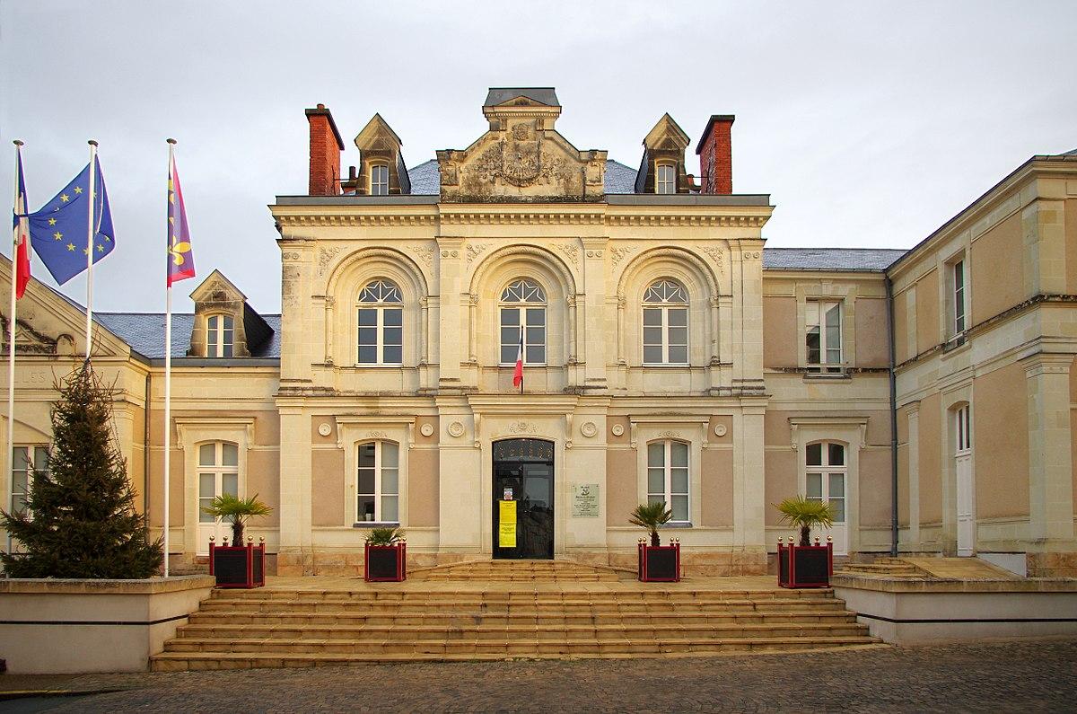 Brissac loire aubance wikip dia for Architecte maine et loire