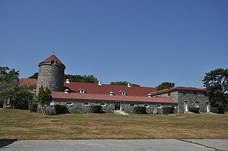 Colt State Park - Main building