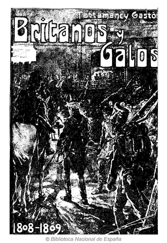1910. Britanos y galos, 1808-1809.