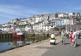 Le port de Brixham