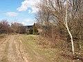 Brno, Bystrc, těleso dálnice u Santonu (03).jpg
