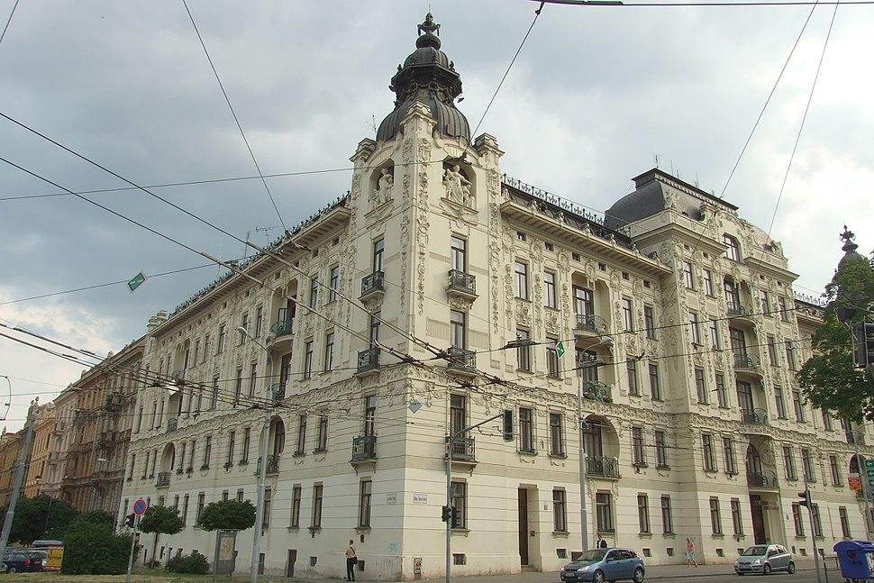 Brno-Veveří - Tivoli