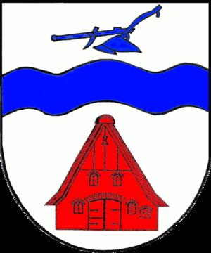 Brokstedt - Image: Brokstedt Wappen
