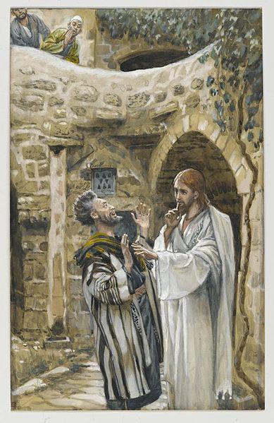 File:Brooklyn Museum - Jesus Heals a Mute Possessed Man (Jésus guérit un possédé muet) - James Tissot.jpg