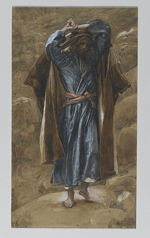 Philip the Apostle - James Tissot – Saint Philip (Saint Philippe) – Brooklyn Museum