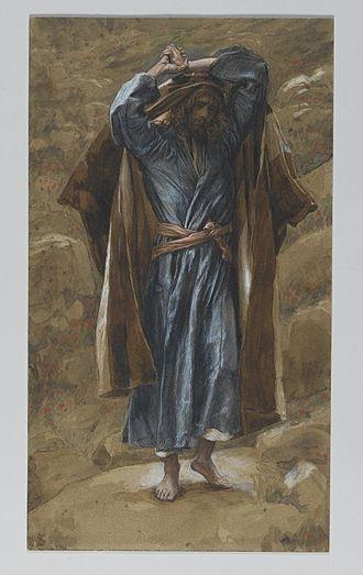 Philip the Apostle - James Tissot – Saint Philip (Saint Philippe) – Brooklyn Museum