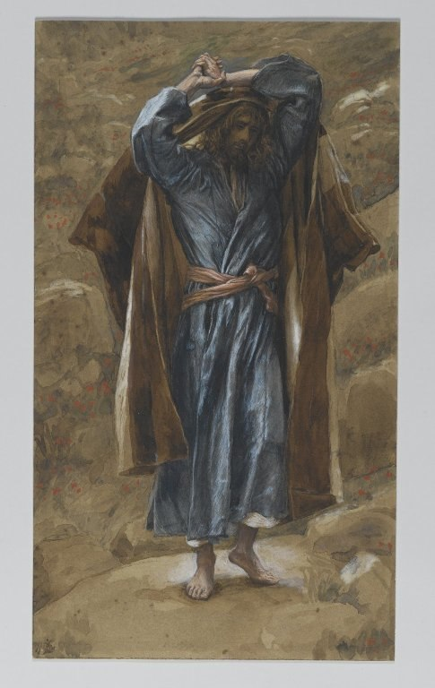 Brooklyn Museum - Saint Philip (Saint Philippe) - James Tissot - overall